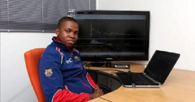 Sandile Shezi is one of the youngest millionaires in South Africa