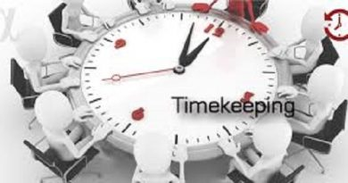 time keeping ]