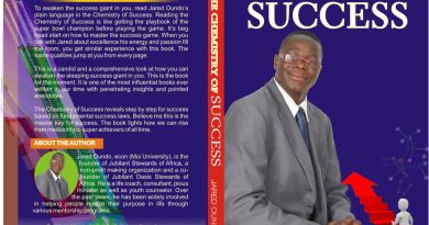 the chemistry of success cover