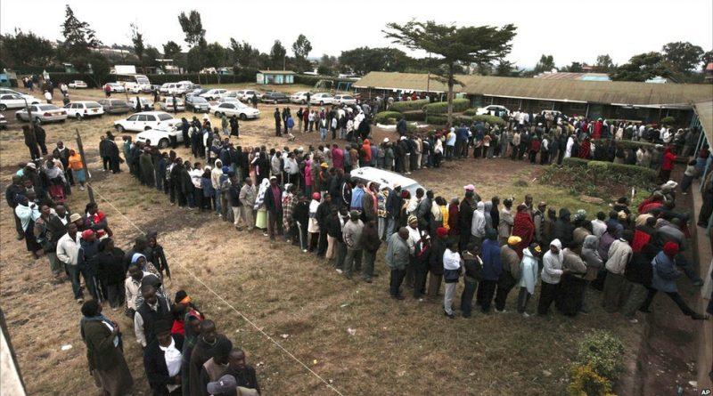 kenya voting