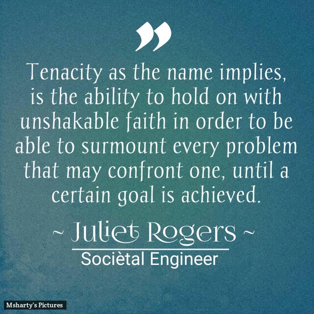 tenacy