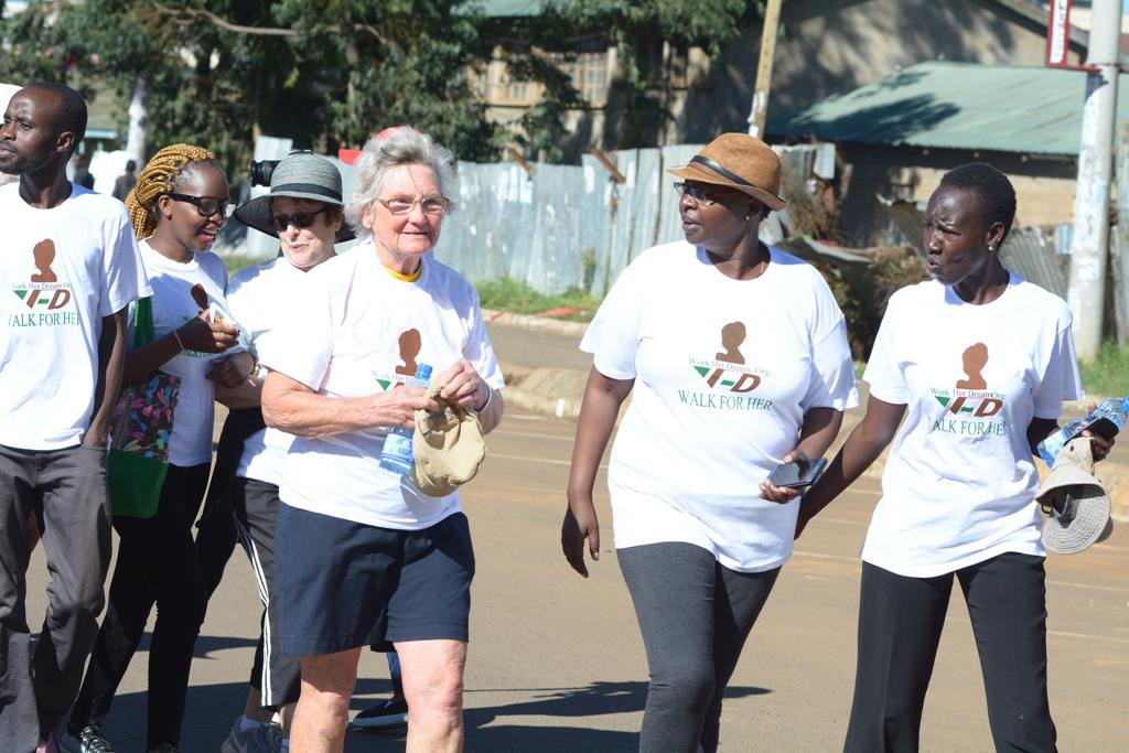 8Work her dream organization jubilant Stewards of Africa