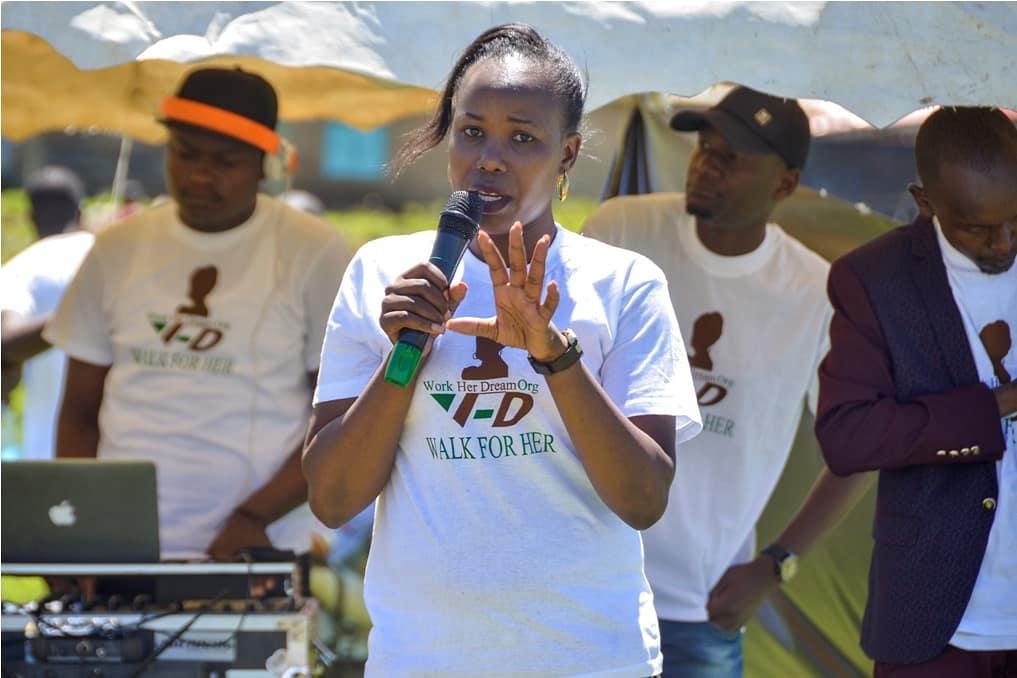 Lilly Okeyo jubilant Stewards of Africa