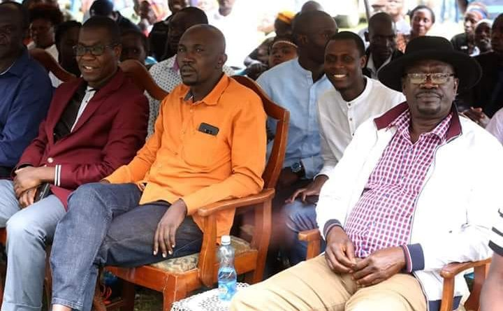 ODM leaders wants IEBC boss Killers charged