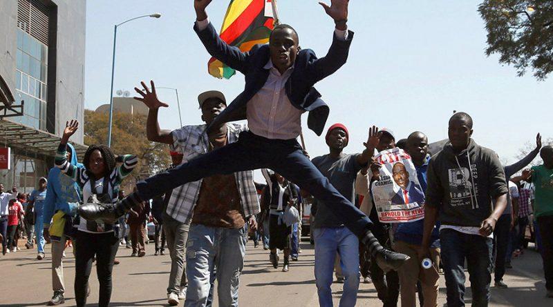 zimbabwe chaos
