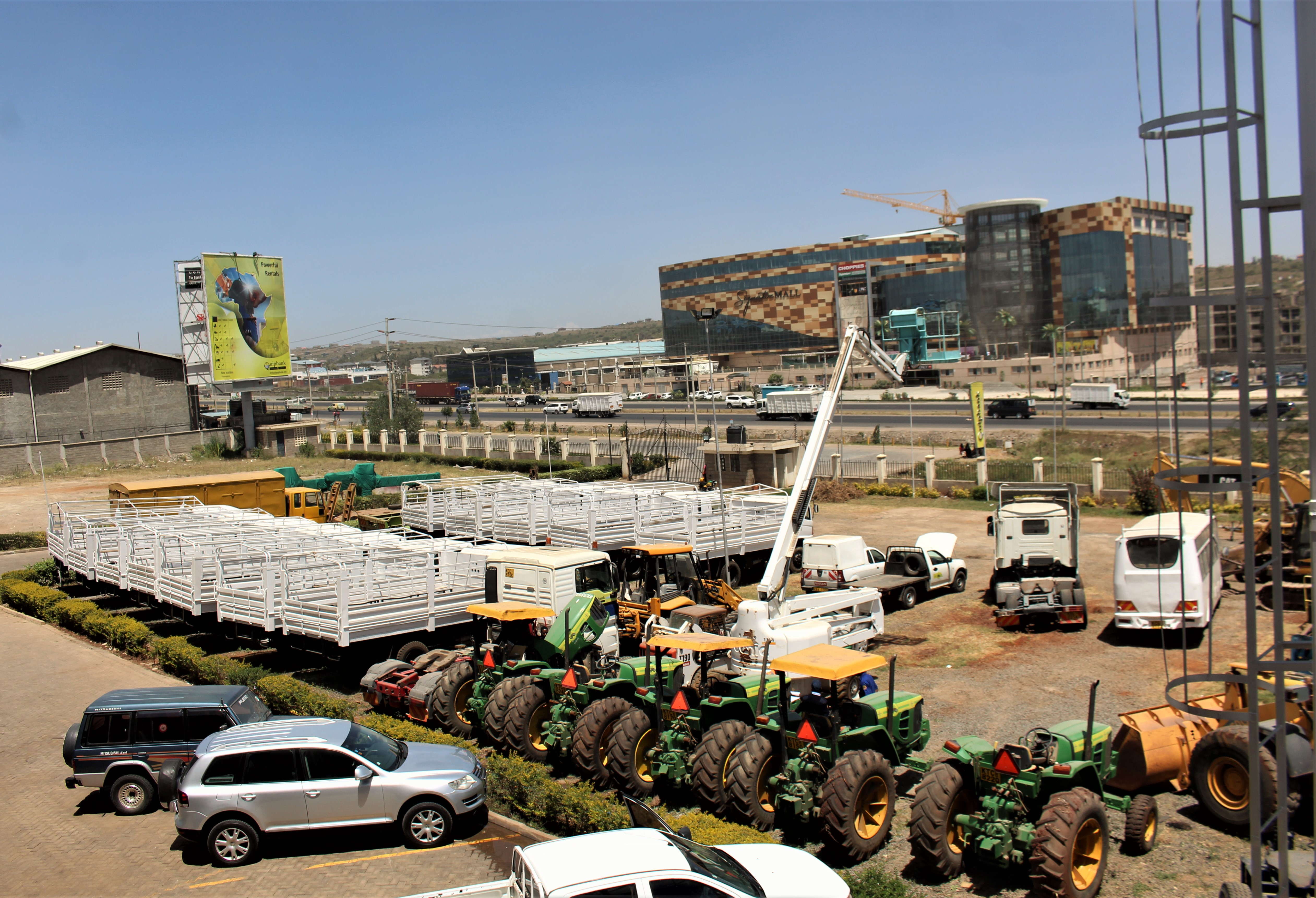 Quipbank Trust Limited offices on Mombasa Road