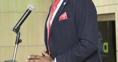 Geoffrey Odundo, NSE Chief Executive Officer