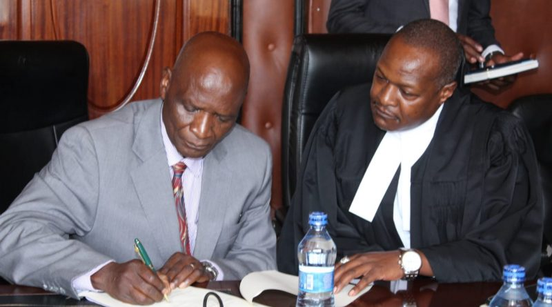 Siaya Governor Appoints New Finance CEC