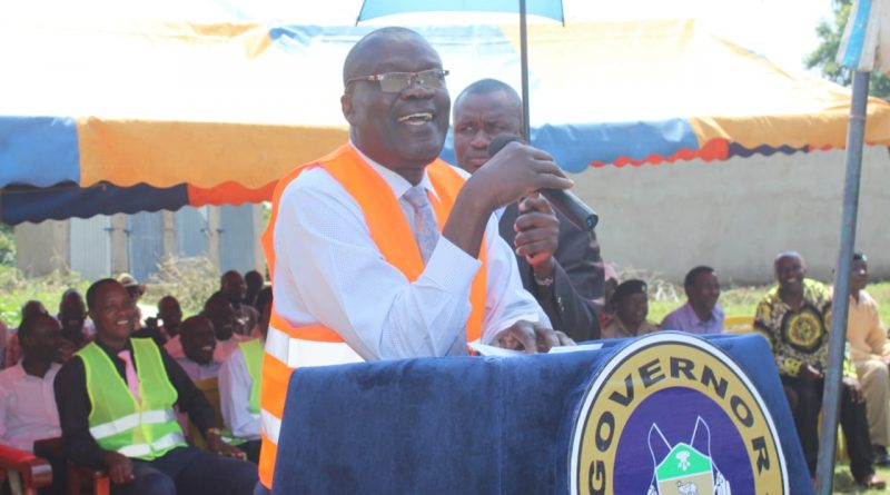 GOVERNOR RASANGA LAUNCHES KSH.11.6 MILLION HEALTH AND WATER PROJECTS IN BONDO