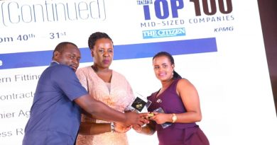 Kenyan firm shines in Tanzania's Top 100 Mid-sized companies