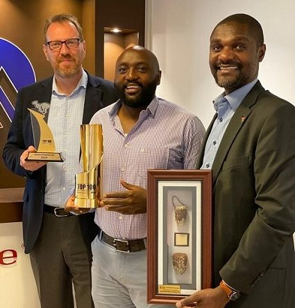 1 Chief Executive Officer (CEO) of Myspace Properties, Mwenda Thuranira - Copy