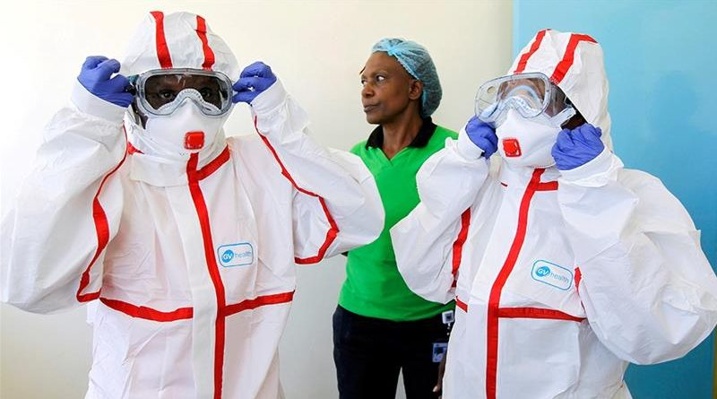 total of 111 tests coronavirus kenya