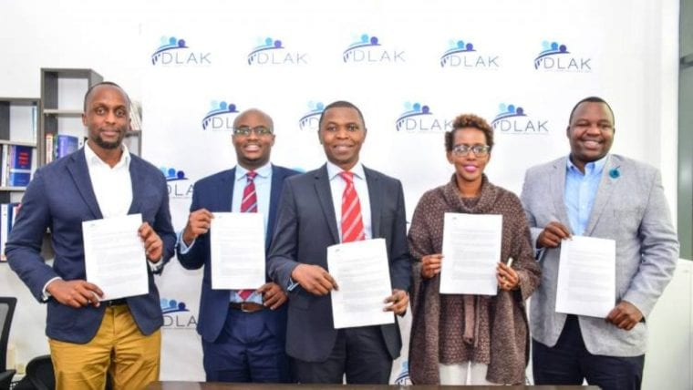 Members of the Digital Lenders Association (DLAK)