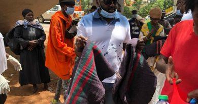 Mwenda thuranira items donation